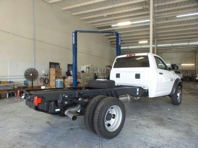 2018 Ram 4500 Regular Cab DRW 4x4 Cab Chassis #D84501 - photo 2