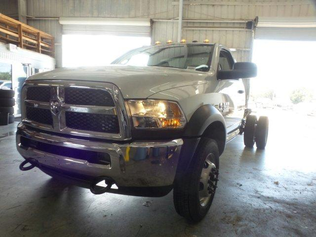2018 Ram 4500 Regular Cab DRW 4x4 Cab Chassis #D84501 - photo 6
