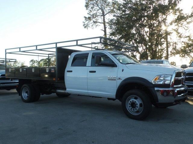 2018 Ram 4500 Crew Cab DRW 4x4, Contractor Body #D84502 - photo 3
