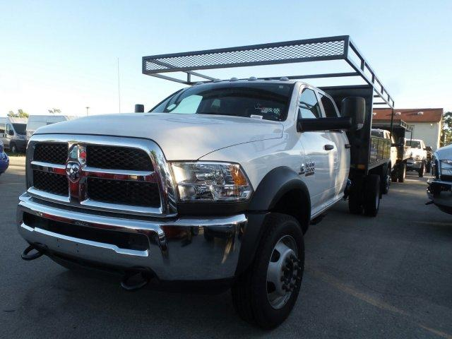 2018 Ram 4500 Crew Cab DRW 4x4, Contractor Body #D84502 - photo 6
