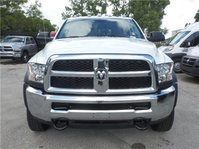 2018 Ram 4500 Crew Cab DRW 4x4, Contractor Body #D84502 - photo 7