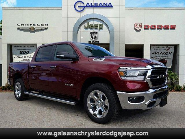 2019 Ram 1500 Crew Cab 4x2,  Pickup #D91024 - photo 1