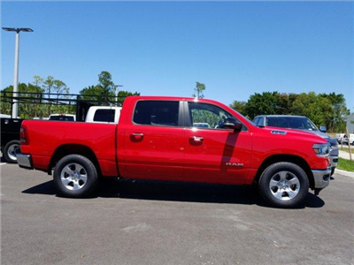 2019 Ram 1500 Crew Cab 4x2,  Pickup #D91025 - photo 4