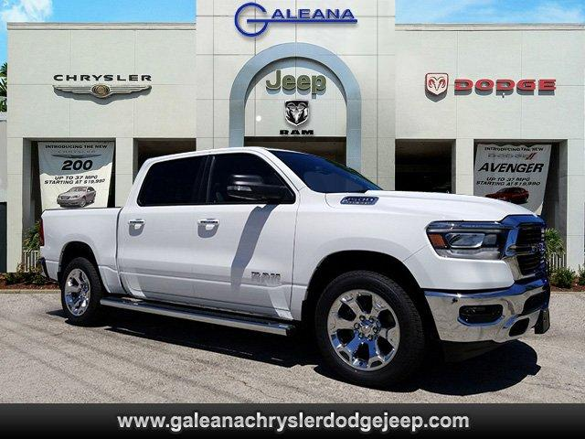 2019 Ram 1500 Crew Cab 4x2,  Pickup #D91026 - photo 1