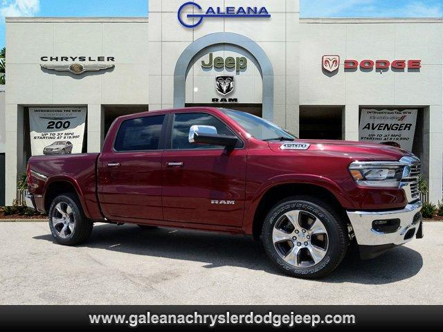 2019 Ram 1500 Crew Cab 4x2,  Pickup #D91090 - photo 1