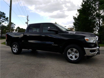 2019 Ram 1500 Crew Cab 4x4,  Pickup #D91100 - photo 3