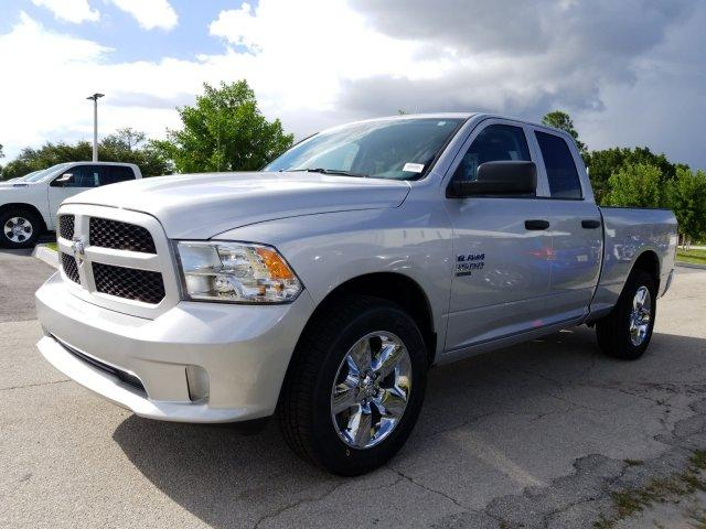 2019 Ram 1500 Quad Cab 4x4,  Pickup #D91239 - photo 7