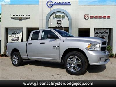 2019 Ram 1500 Quad Cab 4x4,  Pickup #D91239 - photo 1