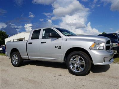 2019 Ram 1500 Quad Cab 4x4,  Pickup #D91239 - photo 3
