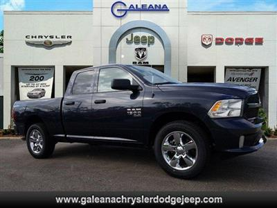 2019 Ram 1500 Quad Cab 4x2,  Pickup #D91253 - photo 1