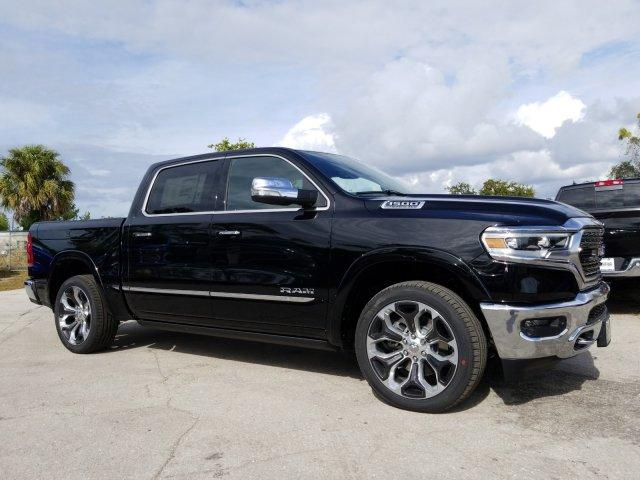 2019 Ram 1500 Crew Cab 4x4,  Pickup #D91349 - photo 3