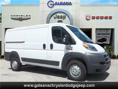 2017 ProMaster 1500 Cargo Van #DC7095 - photo 1