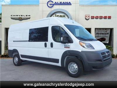 2018 ProMaster 2500 High Roof, Cargo Van #DC8024 - photo 1