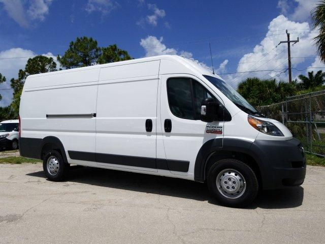 2018 ProMaster 3500 High Roof FWD,  Empty Cargo Van #DC8052 - photo 6