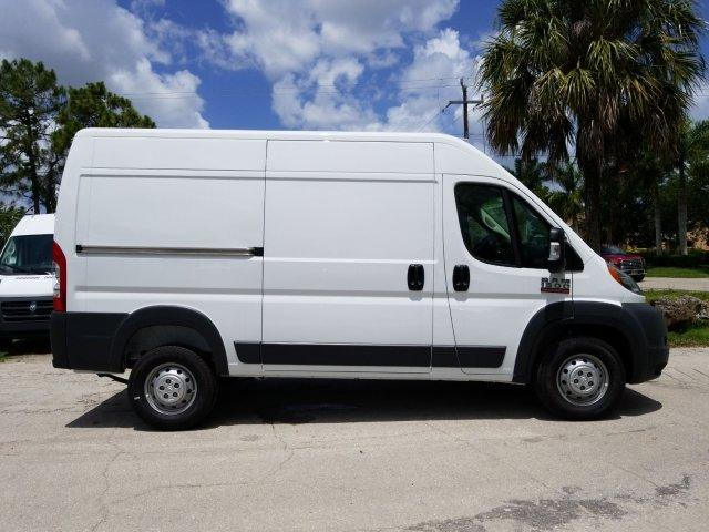 2018 ProMaster 1500 High Roof FWD,  Empty Cargo Van #DC8054 - photo 3