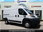 2018 ProMaster 1500 High Roof FWD,  Empty Cargo Van #DC8054 - photo 1