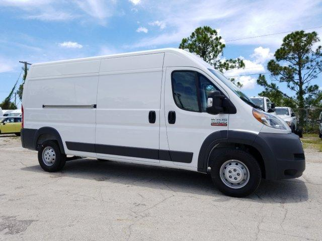 2018 ProMaster 3500 High Roof FWD,  Empty Cargo Van #DC8057 - photo 8