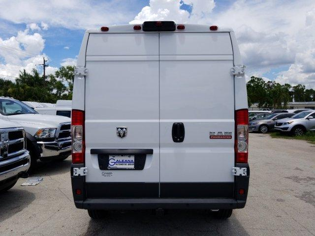 2018 ProMaster 3500 High Roof FWD,  Empty Cargo Van #DC8057 - photo 5