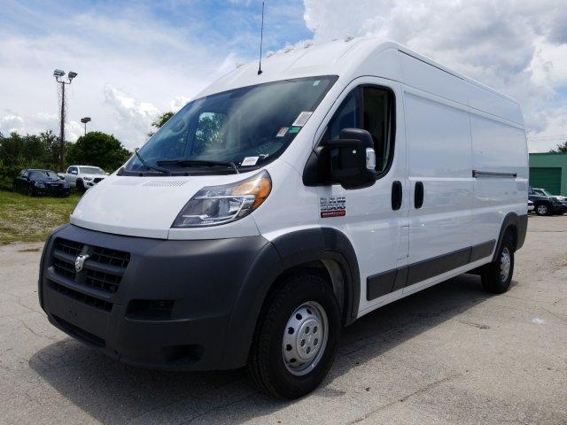 2018 ProMaster 3500 High Roof FWD,  Empty Cargo Van #DC8057 - photo 7