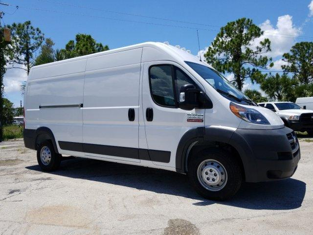 2018 ProMaster 3500 High Roof FWD,  Empty Cargo Van #DC8058 - photo 7