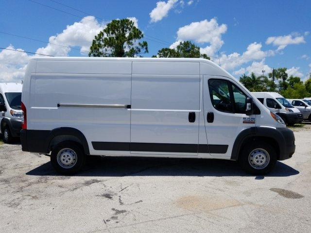 2018 ProMaster 3500 High Roof FWD,  Empty Cargo Van #DC8058 - photo 3