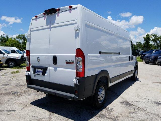 2018 ProMaster 3500 High Roof FWD,  Empty Cargo Van #DC8058 - photo 4