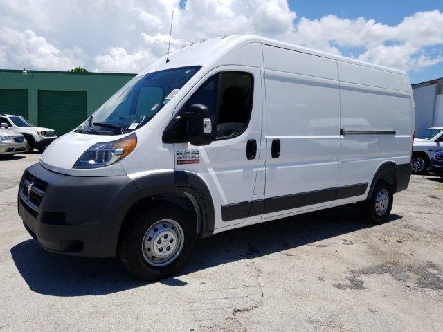 2018 ProMaster 3500 High Roof FWD,  Empty Cargo Van #DC8058 - photo 8