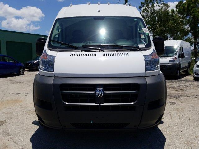 2018 ProMaster 3500 High Roof FWD,  Empty Cargo Van #DC8058 - photo 9