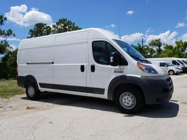 2018 ProMaster 3500 High Roof FWD,  Empty Cargo Van #DC8062 - photo 6