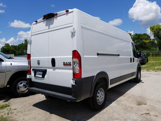 2018 ProMaster 3500 High Roof FWD,  Empty Cargo Van #DC8062 - photo 4