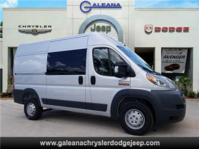 2018 ProMaster 1500 High Roof FWD,  Empty Cargo Van #DC8067 - photo 1