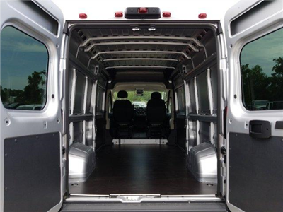 2018 ProMaster 2500 High Roof FWD,  Empty Cargo Van #DC8075 - photo 2
