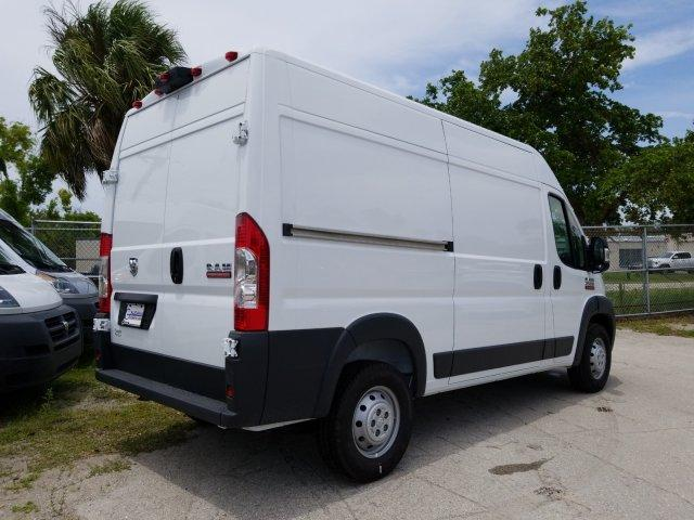 2018 ProMaster 2500 High Roof FWD,  Empty Cargo Van #DC8079 - photo 5