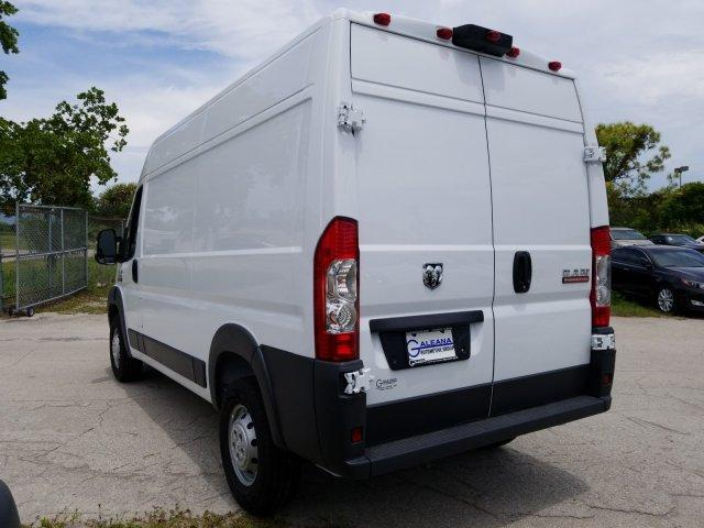 2018 ProMaster 2500 High Roof FWD,  Empty Cargo Van #DC8079 - photo 7