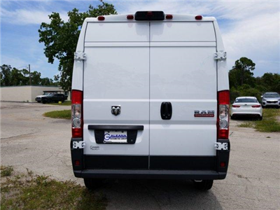2018 ProMaster 2500 High Roof FWD,  Empty Cargo Van #DC8079 - photo 6