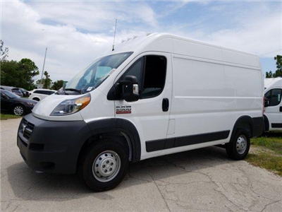 2018 ProMaster 2500 High Roof FWD,  Empty Cargo Van #DC8079 - photo 8