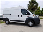 2018 ProMaster 2500 High Roof FWD,  Empty Cargo Van #DC8079 - photo 3