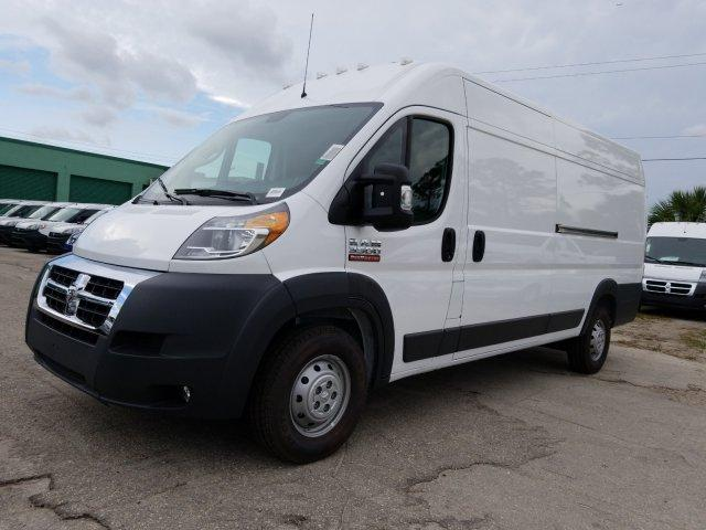 2018 ProMaster 3500 High Roof FWD,  Empty Cargo Van #DC8112 - photo 6
