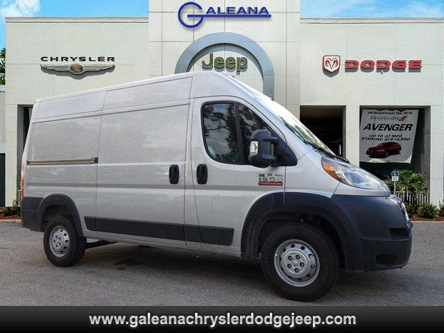 2019 ProMaster 1500 High Roof FWD,  Empty Cargo Van #DC9007 - photo 1