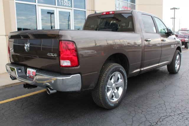2018 Ram 1500 Crew Cab 4x4, Pickup #R181018 - photo 2
