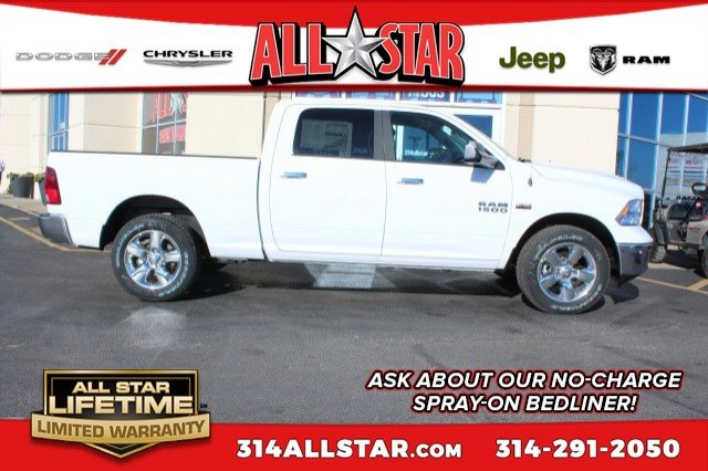 2018 Ram 1500 Crew Cab 4x4, Pickup #R181022 - photo 1