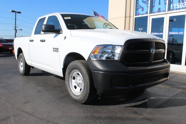 2018 Ram 1500 Quad Cab 4x4 Pickup #R181025 - photo 3