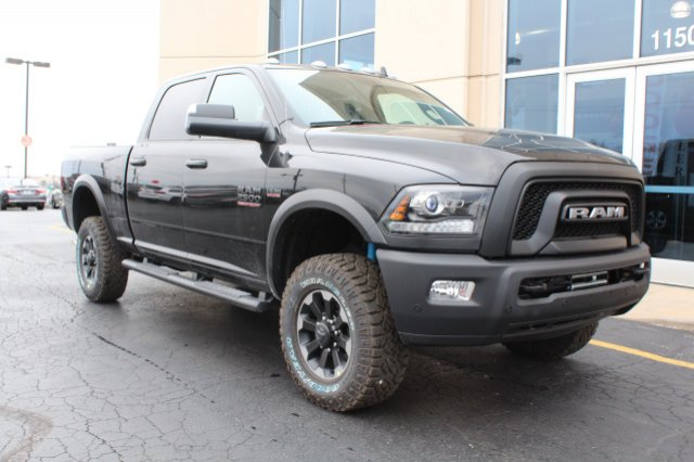 2018 Ram 2500 Crew Cab 4x4 Pickup #R182008 - photo 3
