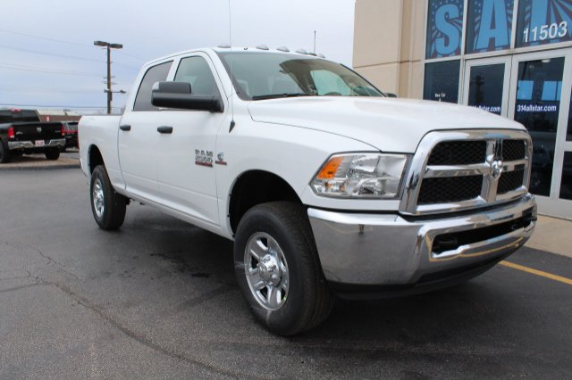 2018 Ram 2500 Crew Cab 4x4 Pickup #R182016 - photo 3