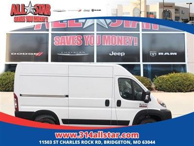 2019 ProMaster 1500,  Empty Cargo Van