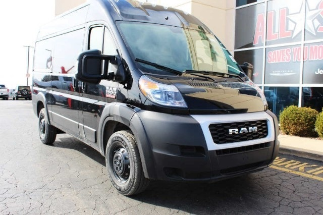 2019 ProMaster 1500 High Roof FWD,  Empty Cargo Van #R185014 - photo 4