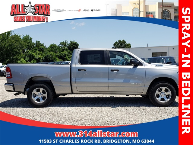 2019 Ram 1500 Crew Cab 4x4,  Pickup #R191023 - photo 1