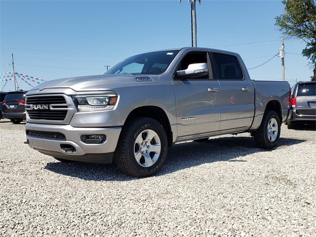 2019 Ram 1500 Crew Cab 4x4,  Pickup #R191035 - photo 3