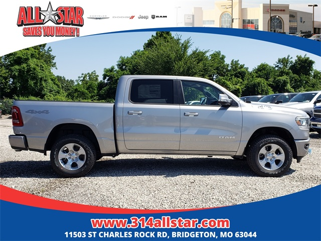 2019 Ram 1500 Crew Cab 4x4,  Pickup #R191035 - photo 1