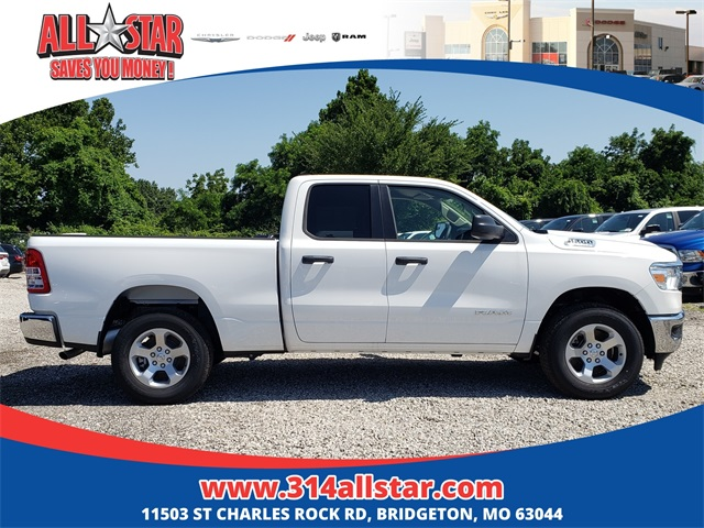 2019 Ram 1500 Quad Cab 4x4,  Pickup #R191071 - photo 1
